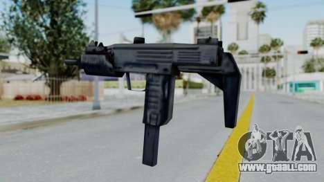 Vice City Uzi for GTA San Andreas third screenshot
