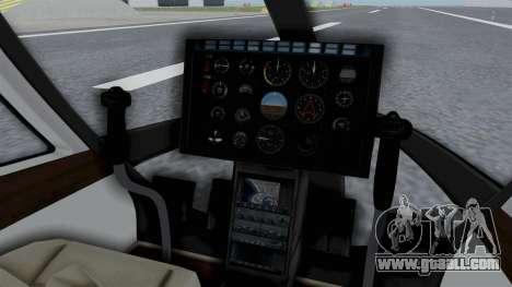 GTA 5 Super Volito for GTA San Andreas right view