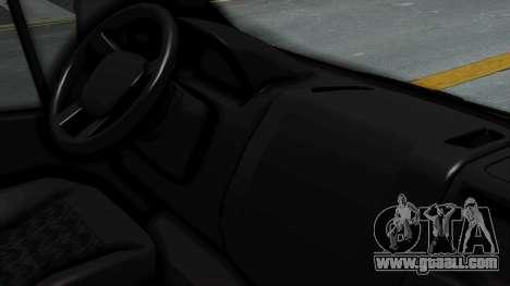 Fiat Ducato Pickup for GTA San Andreas right view