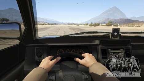 GTA IV Huntley for GTA 5