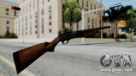 No More Room in Hell - Mossberg 500A for GTA San Andreas second screenshot