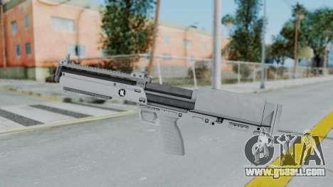 GTA 5 Bullpup Shotgun - Misterix 4 Weapons for GTA San Andreas second screenshot