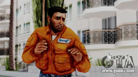 CS 1.6 Hostage 01 for GTA San Andreas