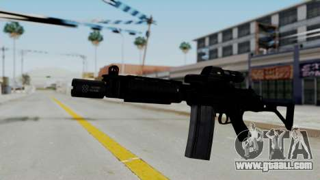 FN FAL DSA for GTA San Andreas