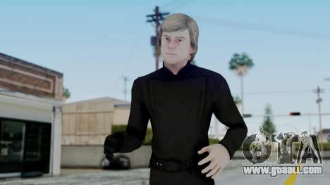 SWTFU - Luke Skywalker Jedi Knight for GTA San Andreas