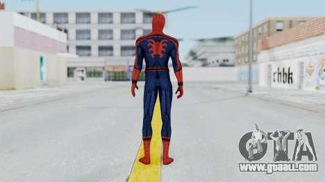 Civil War Spider-Man for GTA San Andreas third screenshot