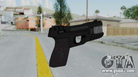 GTA 5 Stun Gun - Misterix 4 Weapons for GTA San Andreas third screenshot