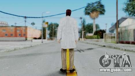 Gordon Freeman Scientist From HL Blue Shift for GTA San Andreas third screenshot