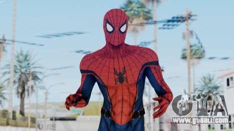 Civil War Spider-Man for GTA San Andreas