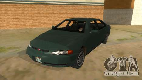 GTA LCS KURUMA for GTA San Andreas