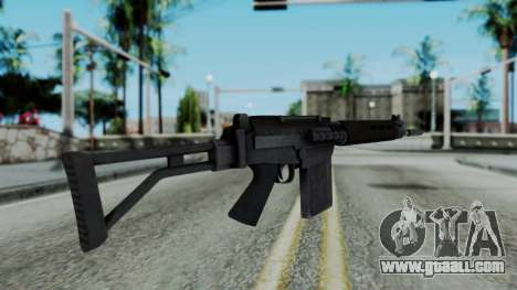 Arma 2 FN-FAL for GTA San Andreas second screenshot