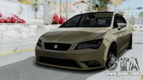 Seat Leon for GTA San Andreas