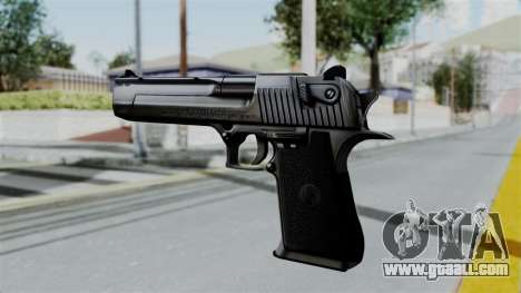 GTA 5 Desert Eagle for GTA San Andreas third screenshot