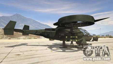 GTA 5 AT-99 Scorpion second screenshot