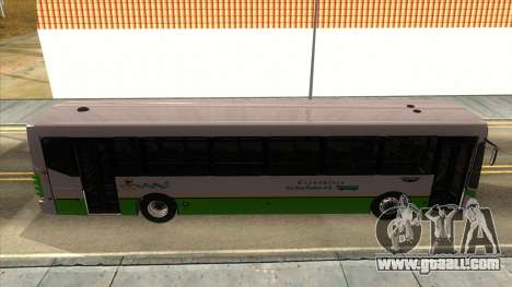 Metalpar Iguazu MB-1718 LINEA 383 for GTA San Andreas back view
