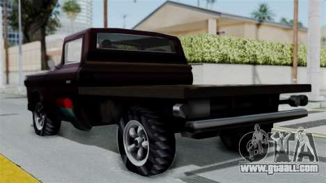 Walton Tuning for GTA San Andreas left view