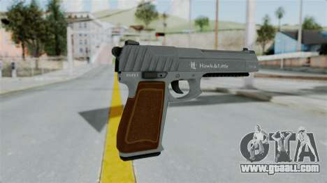 GTA 5 Pistol .50 for GTA San Andreas third screenshot