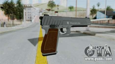 GTA 5 Pistol .50 for GTA San Andreas third screenshot