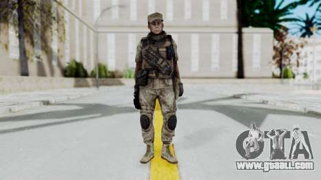 Crysis 2 US Soldier 5 Bodygroup B for GTA San Andreas second screenshot