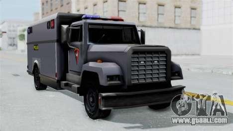 Indonesian Police BRIMOB Enforcer for GTA San Andreas