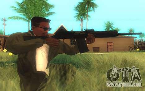 Saiga-12 Gauge for GTA San Andreas second screenshot