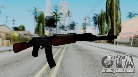 GTA 3 AK-47 for GTA San Andreas