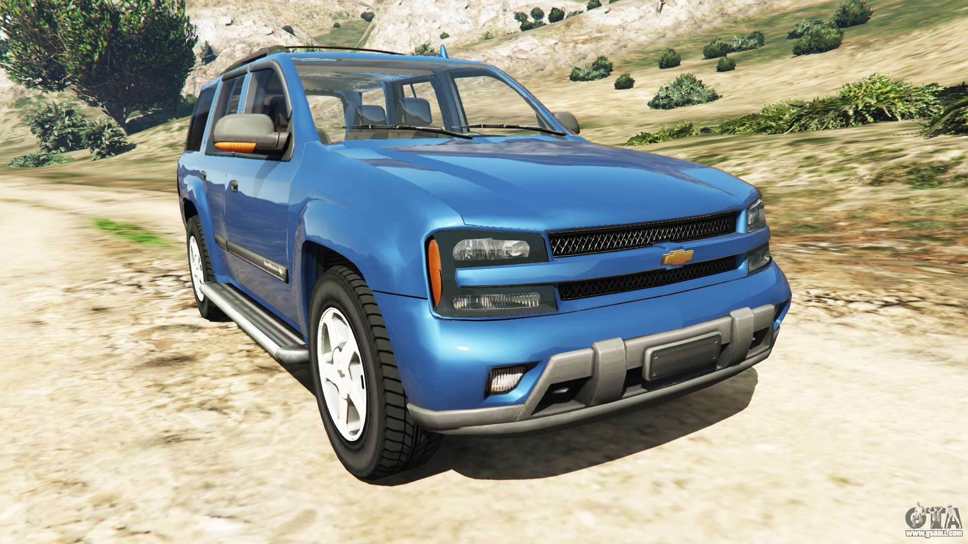 Chevy Trailblazer 2016 >> Chevrolet TrailBlazer for GTA 5