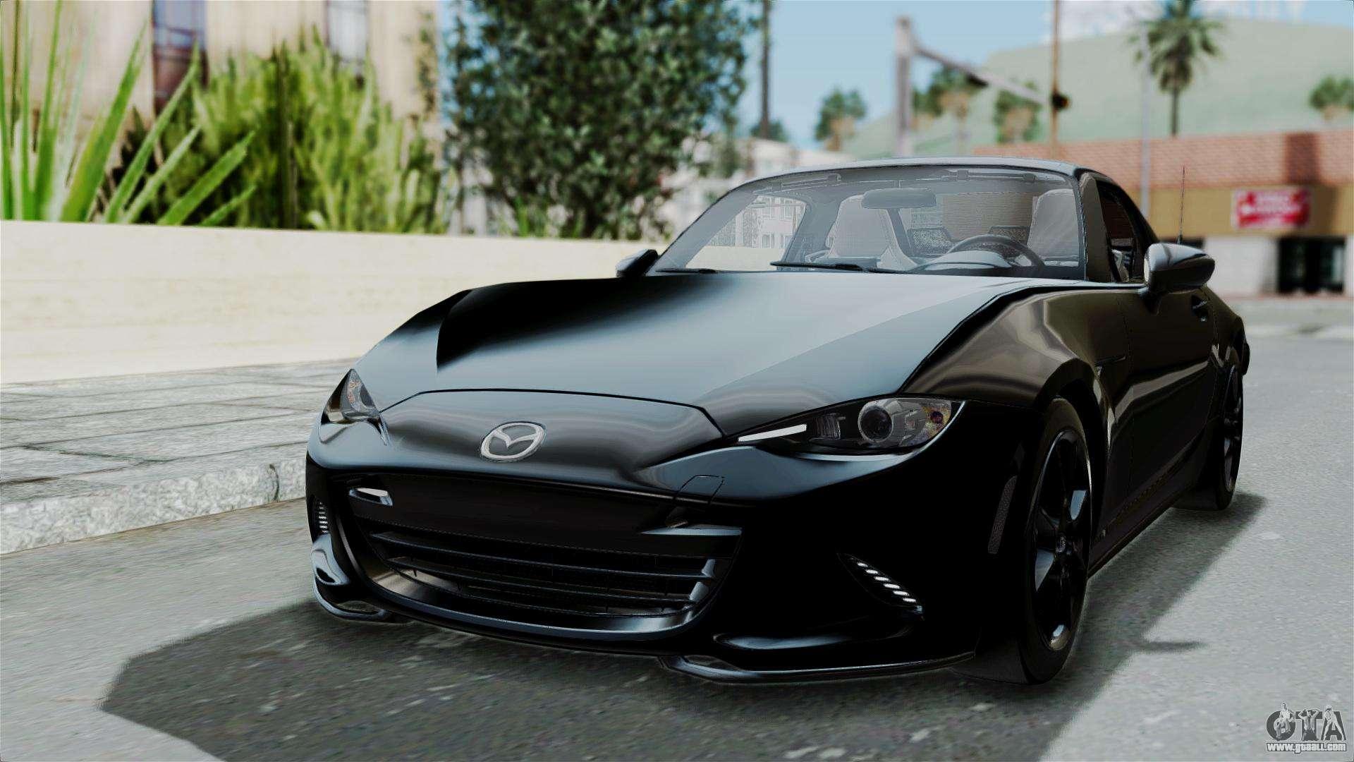 Mazda Mx5 for GTA San Andreas