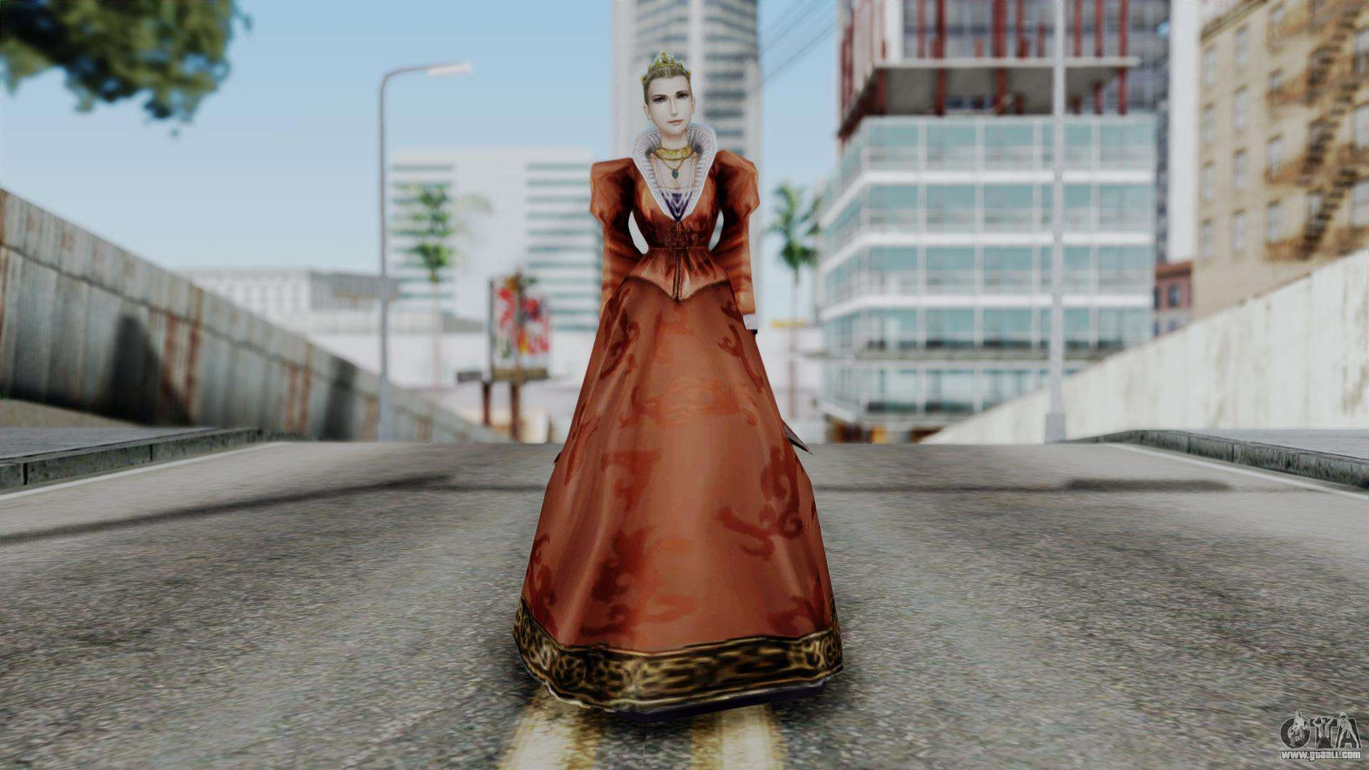 Girl Skin 5 For Gta San Andreas-2964