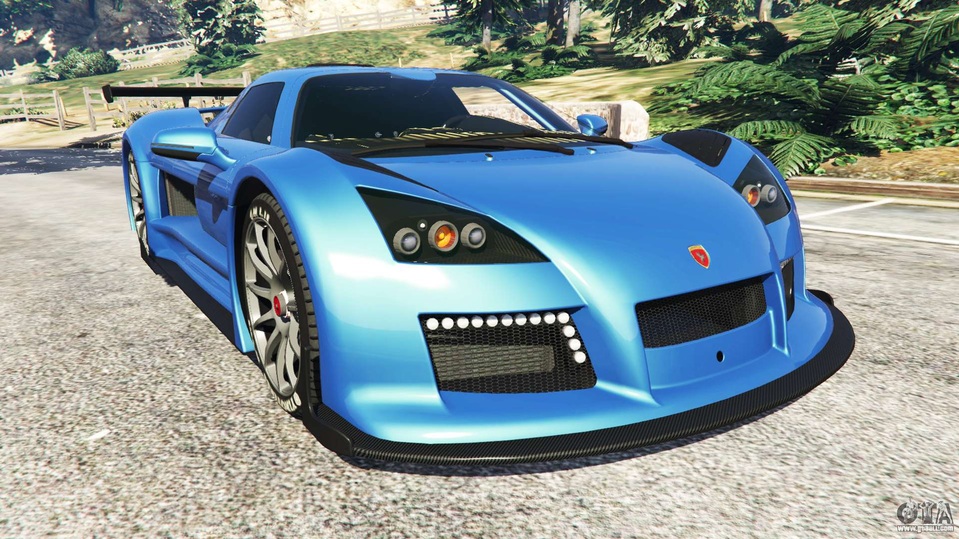 gumpert apollo s v1 2 for gta 5. Black Bedroom Furniture Sets. Home Design Ideas