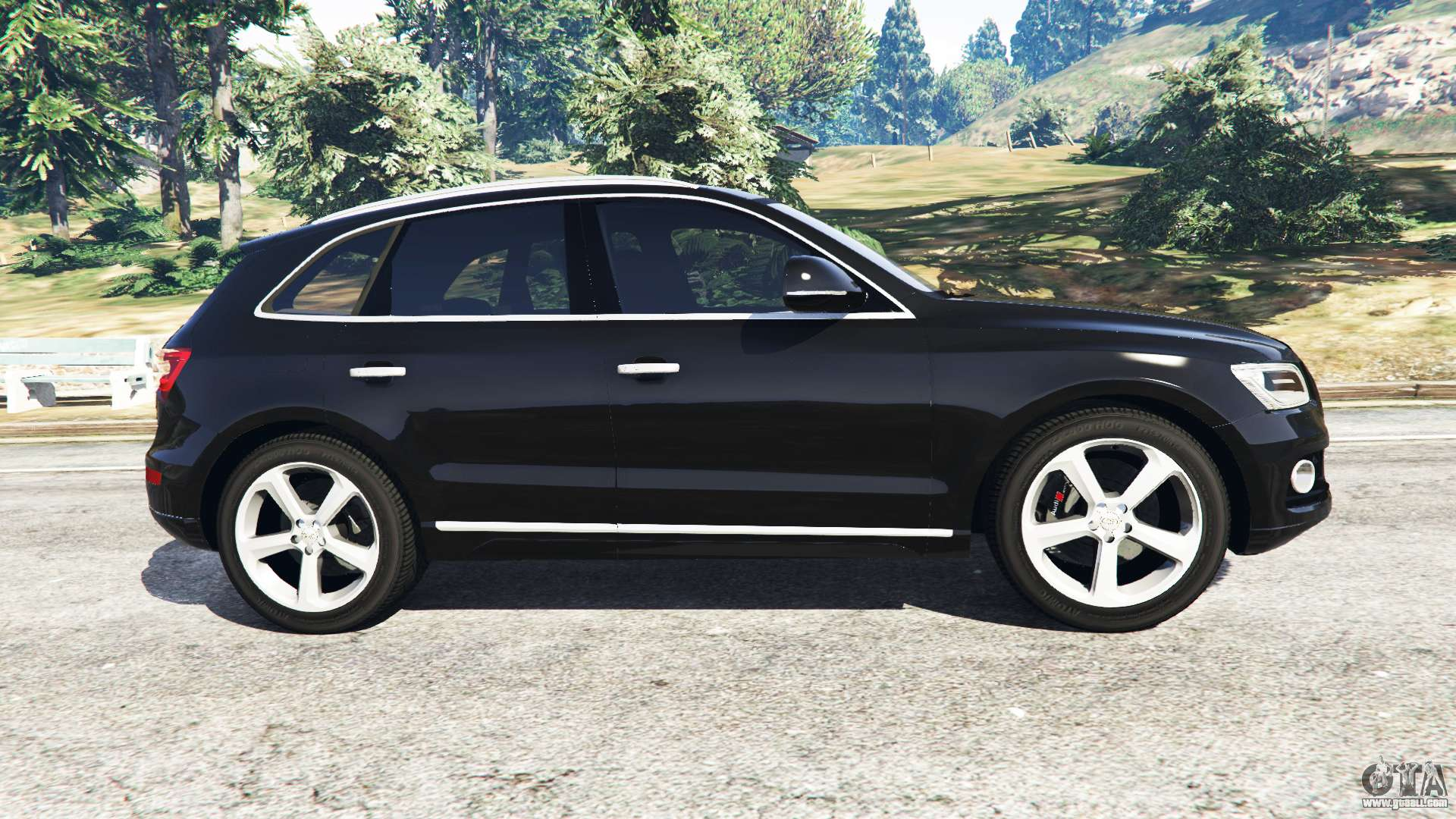 audi q5 2015 for gta 5. Black Bedroom Furniture Sets. Home Design Ideas