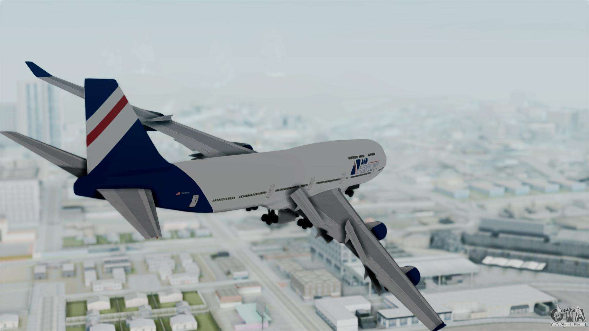 Jet Privato Gta 5 : Gta jumbo jet v air herler for san andreas