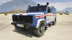 Land Rover Defender for GTA 5