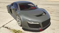 Audi R8 LMS Street Custom