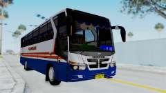 Laksana Legacy Hino AK8 Cangkuang Livery for GTA San Andreas