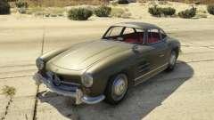 1954 Mercedes-Benz 300 SL Gullwing 1.0