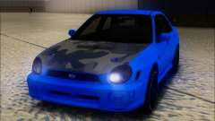Subaru Impreza седан for GTA San Andreas