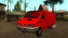 Zastava Daily 35B Special for GTA San Andreas