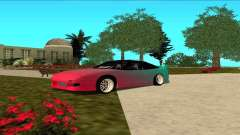 Nissan 240SX coupe for GTA San Andreas