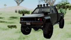 GTA 5 Karin Rebel 4x4 Worn