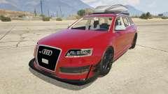 Audi RS6 Avant C6 2009