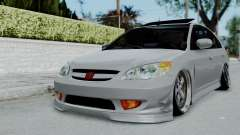 Honda Civic 2002 Model Vtec1