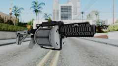GTA 5 Grenade Launcher - Misterix 4 Weapons