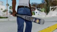 GTA 5 Baseball Bat 6 for GTA San Andreas