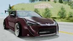 Toyota GT-86 Rocket Bunny for GTA San Andreas