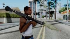 GTA 5 RPG - Misterix 4 Weapons for GTA San Andreas