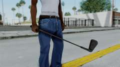GTA 5 Golf Club for GTA San Andreas