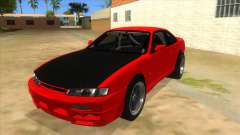 Nissan Silvia S14 Drag for GTA San Andreas