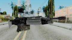 GTA 5 Combat MG - Misterix 4 Weapons
