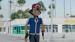 Pokémon XY Series - Ash